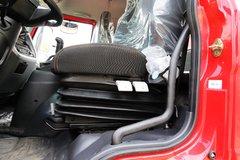 湖北程力  180马力 4X2 解放龙V底盘平板运输车(CLW5162TPBC5)