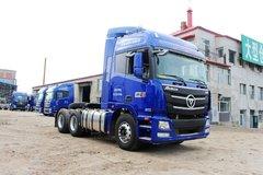 福田 欧曼GTL 6系重卡 穿越版 460马力 6X4牵引车(12挡)(BJ4259SNFKB-AA) 卡车图片