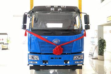 一汽解放 J6L中卡 180马力 4X2 6.75米栏板载货车(CA1180P62K1L4E5)