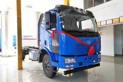 一汽解放 J6L中卡 180马力 4X2 5300轴载货车底盘(CA1160P62K1L4A1E5)