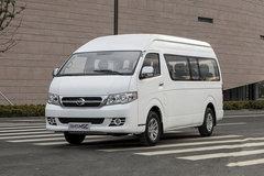 海格汽车 H5C 豪华型 商务版 2013款 139马力 2.4L封闭货车
