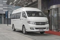 海格汽车 H5C 豪华型 营运版 2013款 136马力 2.4L封闭货车