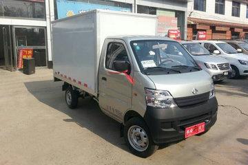 长安凯程 新星卡 1.5L 112马力 汽油 3.585米单排厢式微卡(SC5027XXYDDA5)