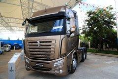 铂骏 天际 430马力 6X4牵引车(LFJ4251PCG1) 卡车图片