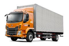 东风柳汽 新乘龙M3中卡 210马力 4X2 6.8米排半载货车(LZ5166XXYM3AB) 卡车图片