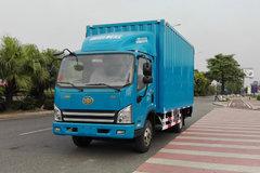 解放 虎VH 120马力 4.21米单排厢式轻卡(CA5041XXYP40K2L1E5A84-3)图片