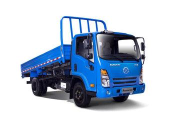 大运 奥普力 130马力 4X2 4.18米平板自卸车(CGC3040HDD33E)
