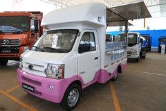 时骏 F150 61马力 快餐车(LFJ1021SCG1) 卡车图片