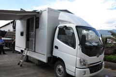 时骏 100马力 4.275米售后服务车(LFJ2045XXYSCG1) 卡车图片