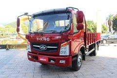 唐骏欧铃 T7系列 143马力 4.1米单排栏板轻卡(ZB1040UDD6V) 卡车图片