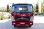 唐骏欧铃 T7系列 143马力 3.75米排半仓栅式轻卡(ZB5040CCYUPD6V)图片
