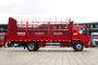东风柳汽东风柳汽 乘龙M3中卡 160马力 4X2 6.8米排半仓栅式载货车(LZ5160CCYM3AB)20171216432351