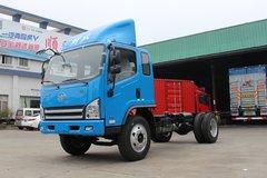 解放 麟V 140马力 3860轴距载货车底盘(CA5145XXYP40K2L2E4A85-3) 卡车图片