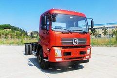 川交汽车中卡 160马力 4X2 5200轴载货车底盘(CJ1160D48A)