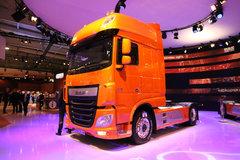 达夫 XF重卡 510马力 4X2牵引车 卡车图片