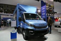 依维柯 Daily 180马力 4X2单排厢式载货车 卡车图片