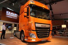达夫 XF重卡 462马力 4X2牵引车 卡车图片