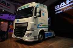 达夫 XF重卡 435马力 4X2牵引车 卡车图片