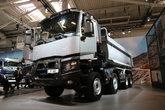 雷诺 Kerax重卡 480马力 8X4自卸车