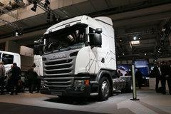 斯堪尼亚 G系列重卡 340马力 4X2 CNG牵引车(型号G340) 卡车图片