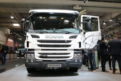 斯堪尼亚 P系列重卡 320马力 4X2牵引车(型号P320) 卡车图片