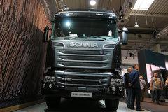 斯堪尼亚 R系列重卡 580马力 6X4木材运输车(型号R580 LB6X4MSA) 卡车图片