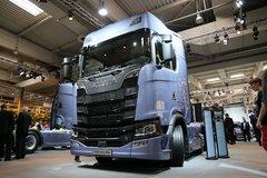 斯堪尼亚 S系列重卡 580马力 6X4R牵引车(型号S580 A6X2/4NA) 卡车图片