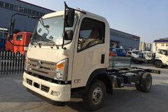 东风新疆(原专底) 锦程 115马力 3300轴距轻卡底盘(EQ1070GD5DJ) 卡车图片