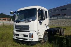 东风商用车 天锦中卡 180马力 4X2 5000轴距载货车底盘(8挡)(EQ1160GX5DJ) 卡车图片