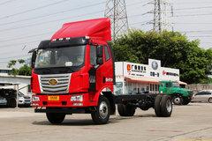 一汽柳特 金陆中卡 180马力 4X2载货车底盘(LZT5161XXYPK2E5L5A95) 卡车图片