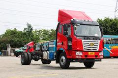 一汽柳特 金陆中卡 180马力 4X2载货车底盘(LZT5161XXYPK2E5L5A95)