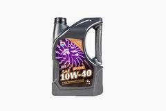 SPC 狮王 F10 重负荷 柴油发动机油 CI-4 4L 10W-40