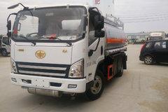 解放 虎VH 120马力 4x2 油罐车(久龙牌)(ALA5080GYYC4)