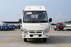 跃进 小福星S50 1.8L 68马力 柴油 3.2米单栏仓栅式微卡(NJ5021CCYPBBNZ) 卡车图片