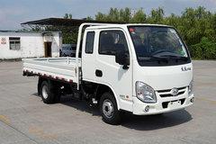 跃进 小福星S50 1.8L 68马力 柴油 2.9米排半栏板微卡(NJ1021PBBNZ3) 卡车图片