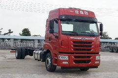 青岛解放 途V重卡 260马力 4X2 9.65米厢式载货车(CA5180XXYP2K2L7E5A80) 卡车图片