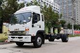 江淮帅铃 威司达W570 190马力 4X2 7.5米厢式载货车底盘(HFC5142XXYP70K1E3V)