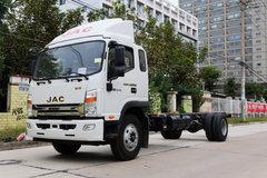 江淮帅铃 威司达W570 190马力 4X2 7.5米厢式载货车底盘(HFC5142XXYP70K1E3V) 卡车图片