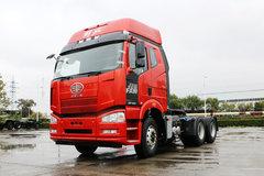 一汽解放 J6P重卡 寒区版 420马力 6X4牵引车(CA4250P66K24T1E5) 卡车图片