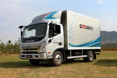 福田 奥铃CTS 143马力 4.2米单排厢式轻卡(BJ5088XXY-F1) 卡车图片