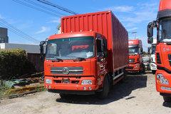 东风商用车 天锦中卡 160马力 4X2 6.8米厢式载货车(DFL5160XXYBX18) 卡车图片