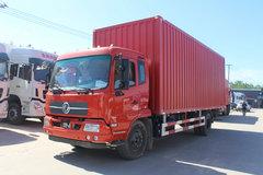 东风商用车 天锦中卡 160马力 4X2 7.7米厢式载货车(DFH5120XXYB2)图片