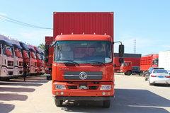 东风商用车 天锦中卡 160马力 4X2 7.7米厢式载货车(DFH5120XXYB2)