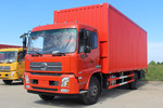 东风商用车 天锦重卡 270马力 4X2 9.6米厢式载货车(DFH5180XXYB1)图片