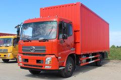 东风商用车 天锦中卡 180马力 4X2 7.7米排半厢式载货车(DFH5160XXYBX2DV)