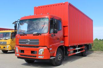 东风商用车 天锦中卡 160马力 4X2 7.7米厢式载货车(DFH5140XXYBX2V)