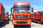 东风商用车 天龙重卡 450马力 8X4 9.4米栏板载货车(13T后桥)(DFH1310A1)图片