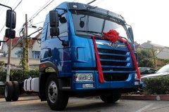 青岛解放 陆V 180马力 4x2 载货车底盘(CA1169PK2L2E5A80) 卡车图片