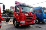青岛解放 龙V中卡 180马力 5250轴距载货车底盘(CA1169PK2L2E5A80)