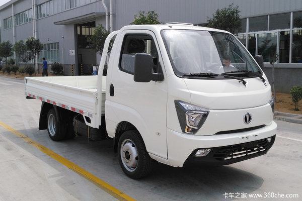 高端物流微卡合资发动机缔途DX载货车火热促销中 让利高达0.2万